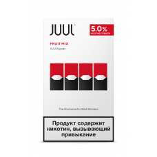 JUUL Pods Fruit Mix 5%