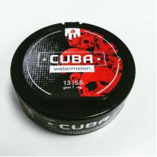 Бестабачная смесь Cuba Watermelon