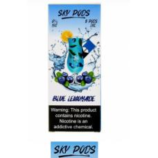 Sky Pods Blue Lemonade 6%