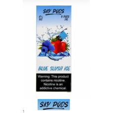 Sky Pods Blue Slash Ice 6%