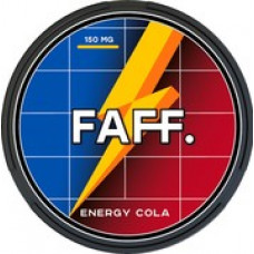 FAFF Энергетик с колой 150 мг