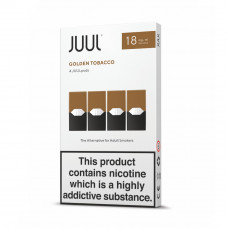 JUUL Pods Golden Tobacco 1.8%