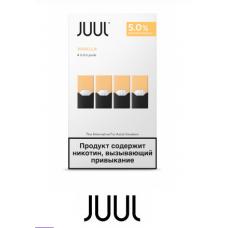 Купить JUUL Pods Vanilla 5%