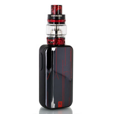 Vaporesso Luxe S 220W with SKRR Tank Red line
