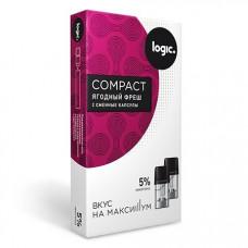 Купить Капсулы Logic Compact Ягодный фреш 5%
