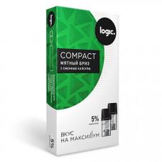 Капсулы Logic Compact Мятный Бриз 5%