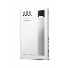 Pod System JUUL Starter Kit (without pods) Silver/Серебро Original