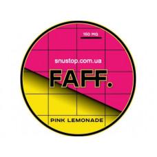 FAFF Розовый Лимонад 150 мг