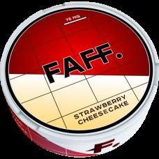 FAFF Чизкейк с клубникой 75 мг
