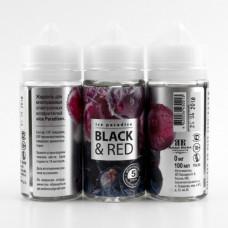 Купить Жидкость Ice Paradise Black&Red 100 мл.