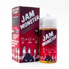 Купить Жидкость  Jam Monster Strawberry 100 мл.