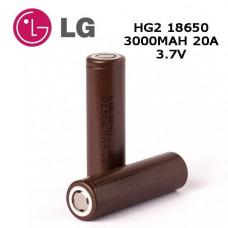 Высокотоковый Аккумулятор LG HG2 3000mAh