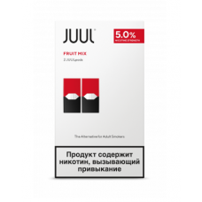 Купить Juul Pods Fruit Mix x2