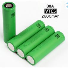 Купить Аккумулятор 18650 Sony VTC 5 2600 mah