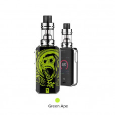 Vaporesso LUXE S 220W + SKRR Tank Green Apple