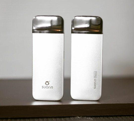 Купить Suorin Reno Белого цвета с доставкой